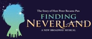 Finding Neverland broadway logo. BROADWAY CHEAP TICKETS: rush tickets, lottery, standing room, digital lottery. List of all #BroadwayShows that offer the option to get Cheap Tickets #broadway #onbroadway #broadwaymusicals #broadwayplays #nyc #newyork #musicals #plays #broadwaytickets #findingneverland #findingneverlandbroadway