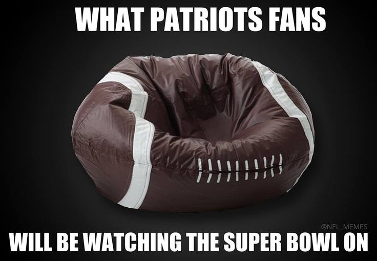 Patriots chair