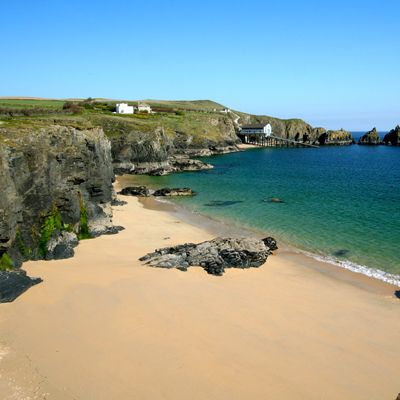 Mother Iveys bay, the best beach ever! Cornwall