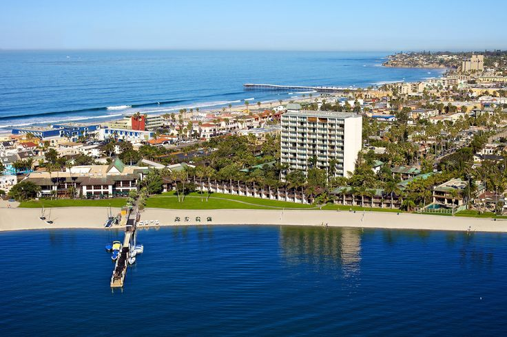 The best list of Mission Beach hotels to consider for your next San Diego vacation.
