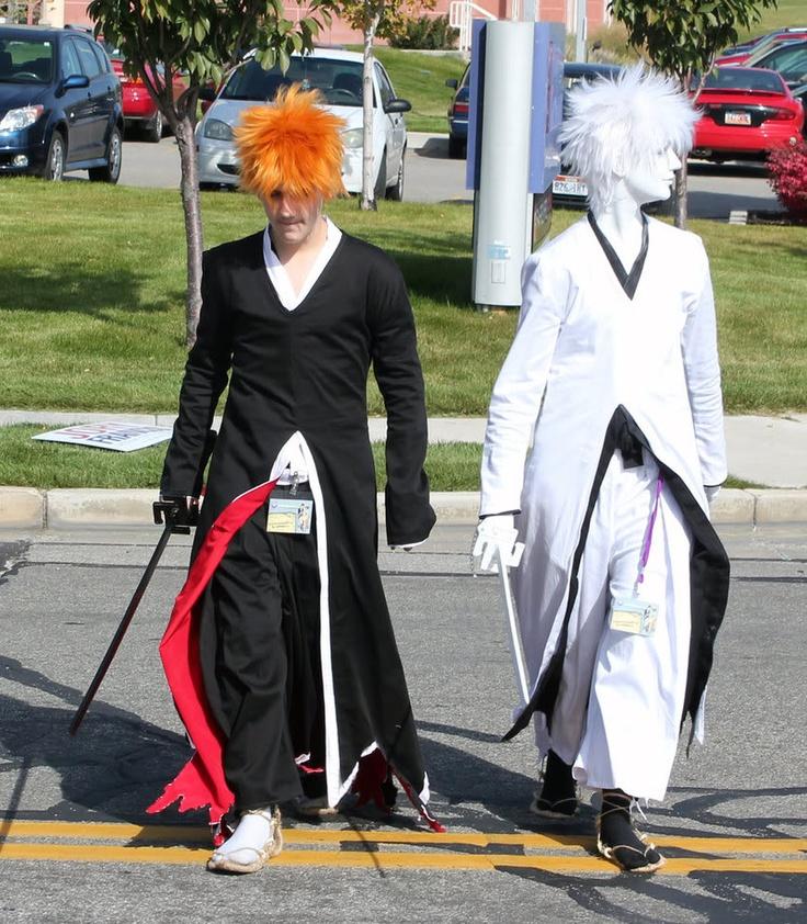 Ichigo/hichigo cosplay | Nerdy things that make me happy ...