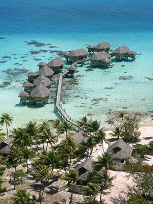 vahine island map | Tikehau Pearl Beach Resort, Tikehau - Tahiti Dive Resorts - Dive ...