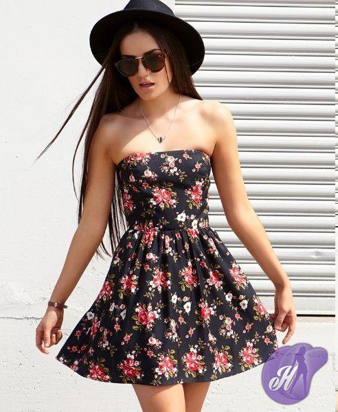 2013 Yazlık Kısa Elbiseler #dresses #dress #clothing #fashion #girls #trend #style