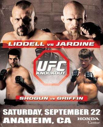 UFC 76 - Knockout