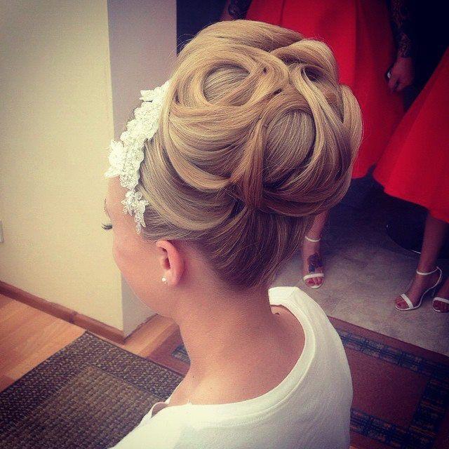 Top Haarstyling Fur Hochzeit Neueste Trends 2018 Haar Styling Frisuren Haare Hochzeit