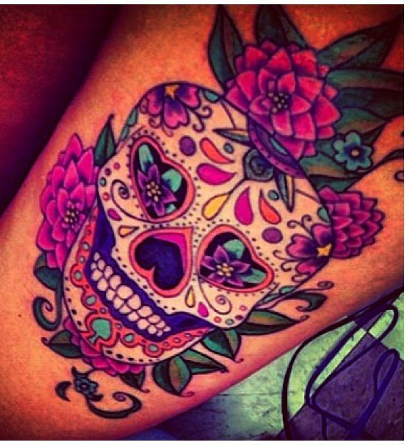 1000 ideas about skull candy tattoo on pinterest candy tattoo cool sleeve tattoos and tattoos. Black Bedroom Furniture Sets. Home Design Ideas