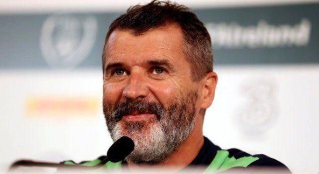 Ireland legend Roy Keane wouldnt hesitate to kick Eden Hazard in training (Video)