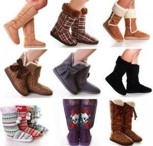 Удобная зимняя обувь для города