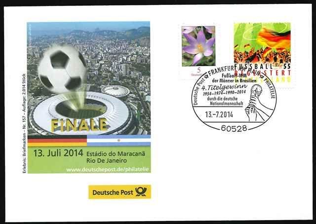 Cover Contest / Gewinnspiel: Wir suchen Ihre Belege zur Fußball-Weltmeisterschaft 2014!