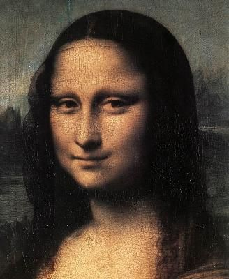 Leonardo Da Vinci's mona lisa painting and some great art history about this painting.
