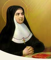 St. Maria Soledad - Founder of the Handmaids of Mary Serving the Sick