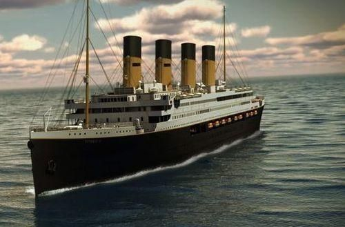 Titanic II? The Legendary Ocean Liner is Coming Back to Life!  Scheduled for 2018, Titanic II is set to follow the same path as the ill-fated vessel took in 1912, but this time it plans to complete the journey.