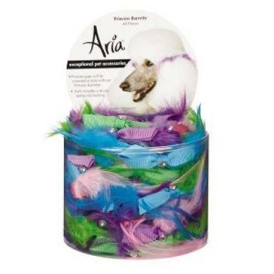 TP Aria Princess Barrettes Canister (40 pc)