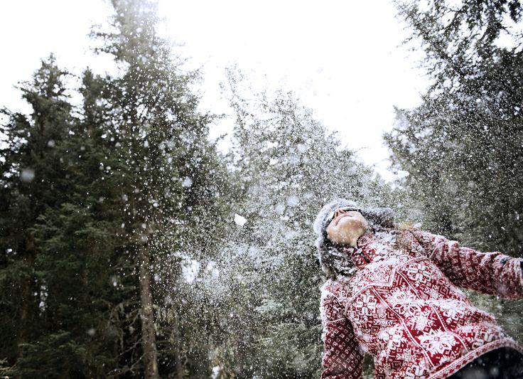 Winterwandern im Pitztal #DachTirols