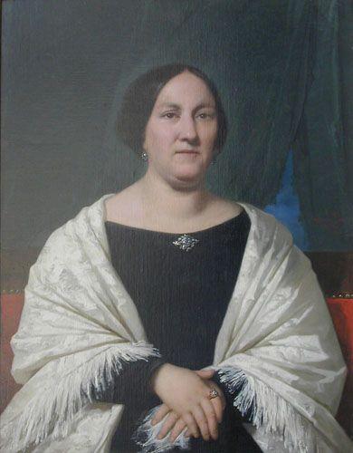RETRATO, 1850 Óleo sobre tela 68 x 88 cm Museo Nacional de Bellas Artes, Santiago, Chile