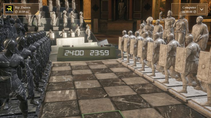 Revitalise Chess Ultra with the Pantheon Game Pack on Xbox One We don't think there's a better version of chess currently available on the Xbox One than Chess Ultra, but there's now a way to enhance that experience if you're willing to spend a little cash. Off to the Pantheon we go! http://www.thexboxhub.com/revitalise-chess-ultra-pantheon-game-pack-xbox-one/