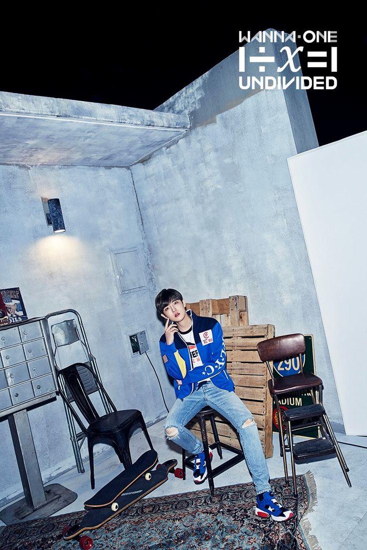 Wanna-One - Kim Jaehwan - 1÷x=1 (UNDIVIDED)