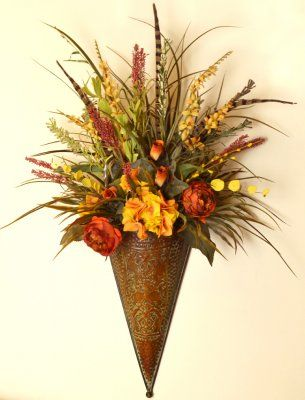 17+ images about TUSCAN DECOR on Pinterest Silk flower arrangements, Tuscany and Tuscan furniture