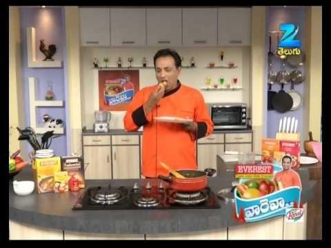 Vareva - Bottle Milk Gourd Curry & Brinjal Pakodi Curry - Episode 82 - May 13, 2014 - YouTube