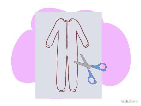 Make an Adult Blanket Sleeper Step 6.jpg