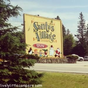 Santa's Village, New Hampshire