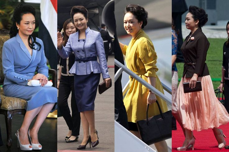 Peng Liyuan   First Lady of China   Pinterest   Peng liyuan
