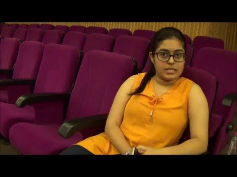 Parineeta Ahuja got accepted by 14 colleges abroad - YouTube