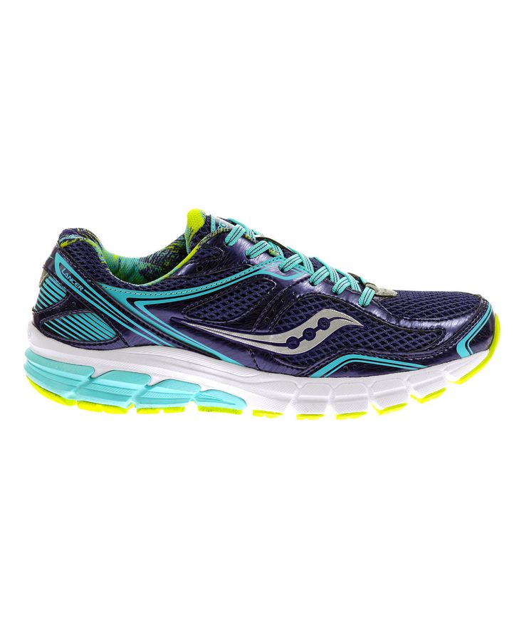 Look what I found on #zulily! Saucony Navy & Blue Lancer Running Shoe by Saucony #zulilyfinds