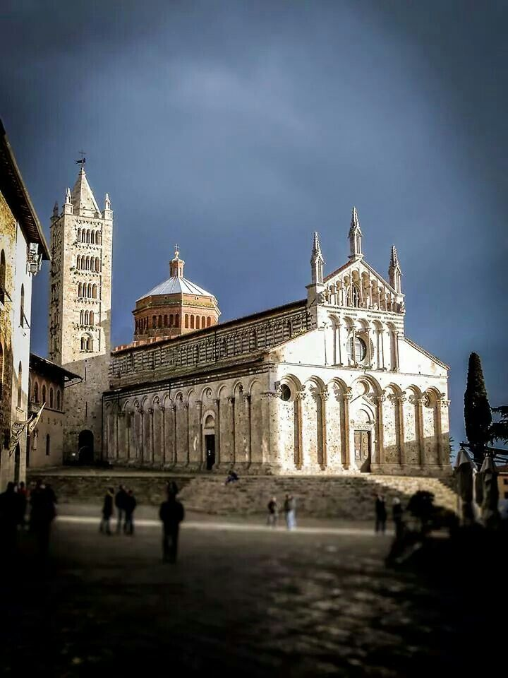 Massa Marittima Italy Grosseto Tuscany