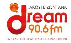 Dream FM 90,6 Ηράκλειο - Κρήτη - Ακούστε Ζωντανά Τα Καλύτερα Τραγούδια Στο Ραδιόφωνο - Listen Live