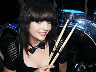 Jennifer Dunn, commonly known as Kitty, is the drummer in the American synthpunk band Mindless Self Indulgence.