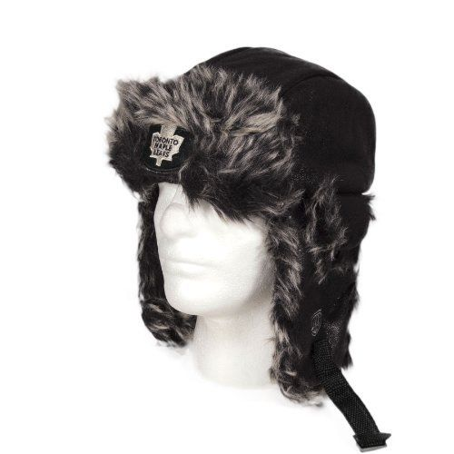 Toronto Maple Leafs Condor Faux Fur Hat Size One Size by Old Time. $40.00