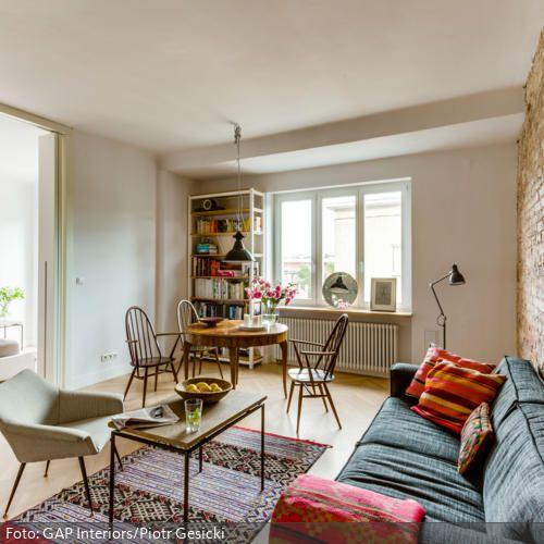 Best 25+ Steinwand Im Wohnzimmer Ideas On Pinterest | Steinwand ... Wohnzimmer Design Steinwand