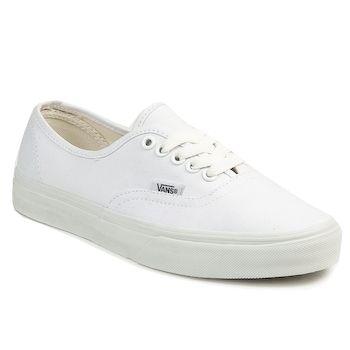 Topánky Nízke tenisky Vans AUTHENTIC Biela