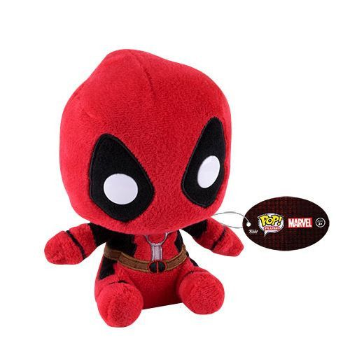 From Funko. Add your favorite mercenary to your collection with the Pop! Plush! Expand your DC collection with the Caped Crusader or Arkham's former psychiatrist, Harley Quinn! Pop! Plush is smaller t