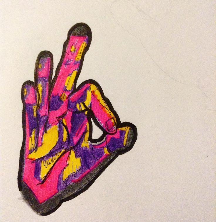 weeklyanal2. Hand Study () https://www.instagram.com/weeklyanal/