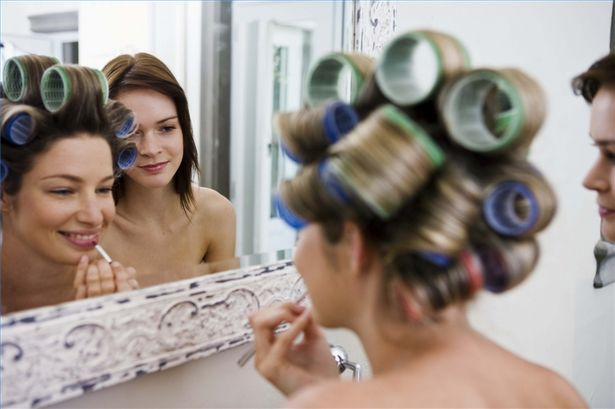 How to Use Hair Rollers for current hair styles.