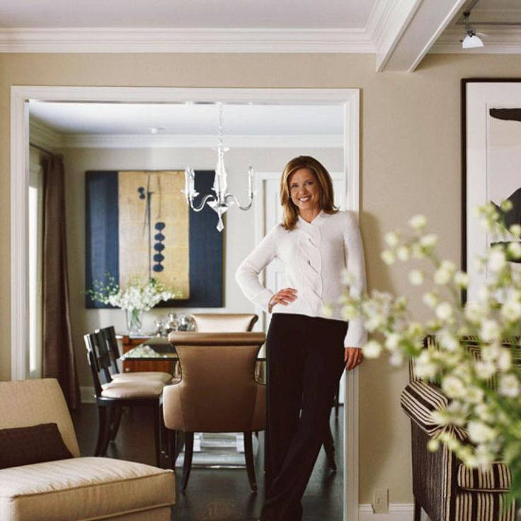 Hannah Storm's Stylish, Sophisticated, and Comfortable Home