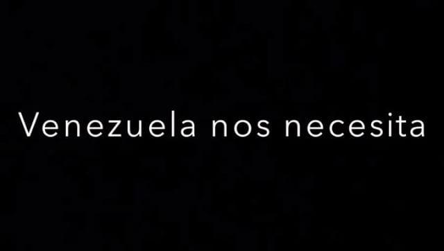 """(@ultimahoracol) Hoy todos somos espectadores de la crisis en Venezuela, aún así, ni nuestros presidentes ni…"""""""