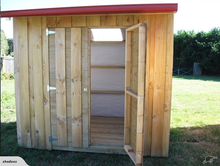 SHEDS NZ GARDEN SHED - WAIKATO - 1.8md x 2.4mw | Trade Me