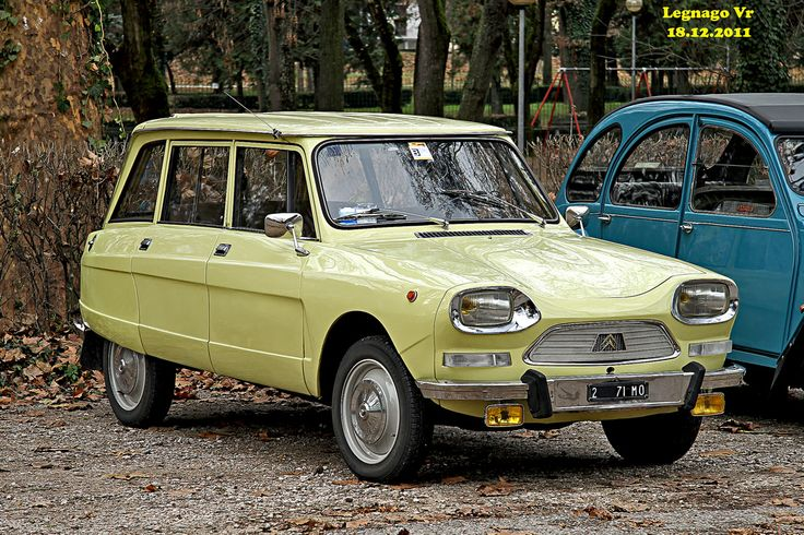 CITROEN AMI 8 | by marvin 345