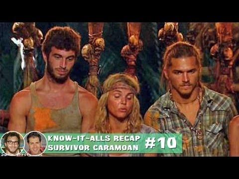 Survivor Caramoan Episode 10: Know-It-Alls Recap A Crazy Tribal Council