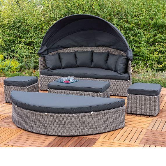 Outdoor Sonneninsel Marbella Marbella Outdoor Gartenmobel Sets