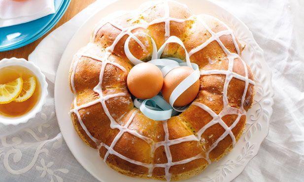 A tradição traz as melhores receitas e o folar não poderia deixar de estar presente na sua mesa. Um delicioso folar de Páscoa para saborear com a família.