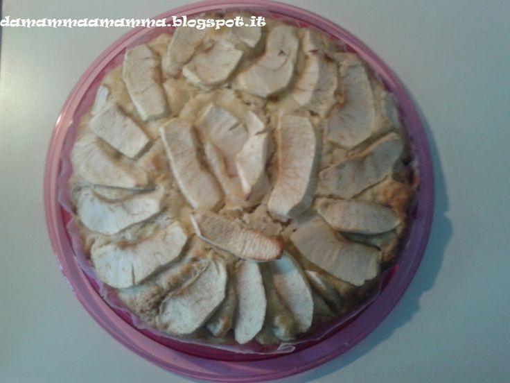 Da Mamma a Mamma.: Ricetta: Torta di mele con yogurt alla vaniglia - SENZA BURRO http://damammaamamma.blogspot.it/2014/05/ricetta-torta-di-mele-con-yogurt-alla.html