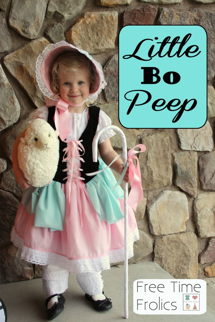 Les 25 meilleures id es de la cat gorie costume little bo - Idee costume halloween ...
