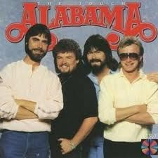 "Favorite 80s band ""ALABAMA""    FUN SEEING THEM ""LIVE"" IN LATE 80'S @ WISCONSIN STATE FAIR.... mlf:)"