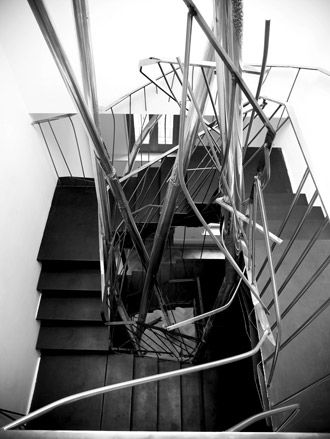 The most amazing staircase ever by Vincent Dubourg