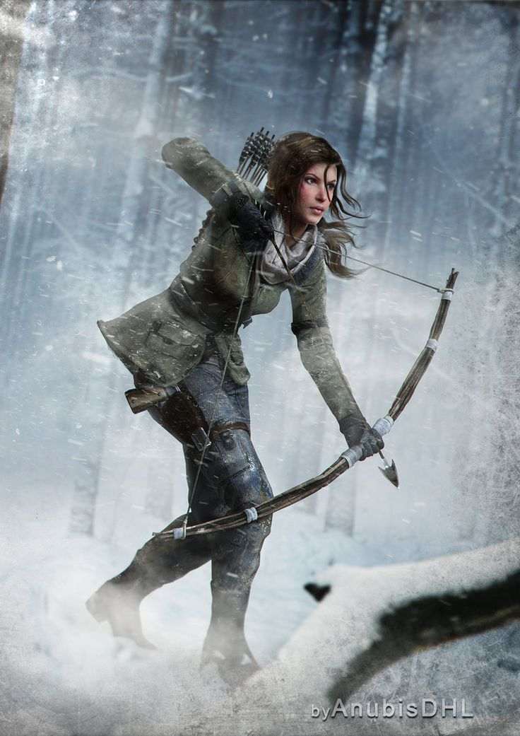 :Rise of the Tomb Raider: by AnubisDHL on DeviantArt