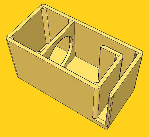 How To Build A Sub Box >> How To Build A Subwoofer Box Kicker Kicker Box Building In 2019